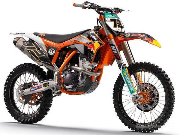 2012 Ktm 350 Sx F Con Imagenes Motos De Motocross Motocross Motos Enduro