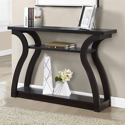 Monarch Specialties I 2445 Hall Console Table