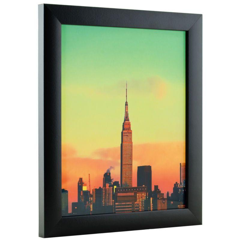 Craig Frames Black Picture Frames & Poster Frames, 1\