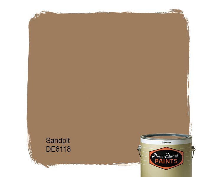 Dunn edwards paints paint color sandpit de6118 click for a free color sample dunnedwards - Dunn edwards exterior paints design ...