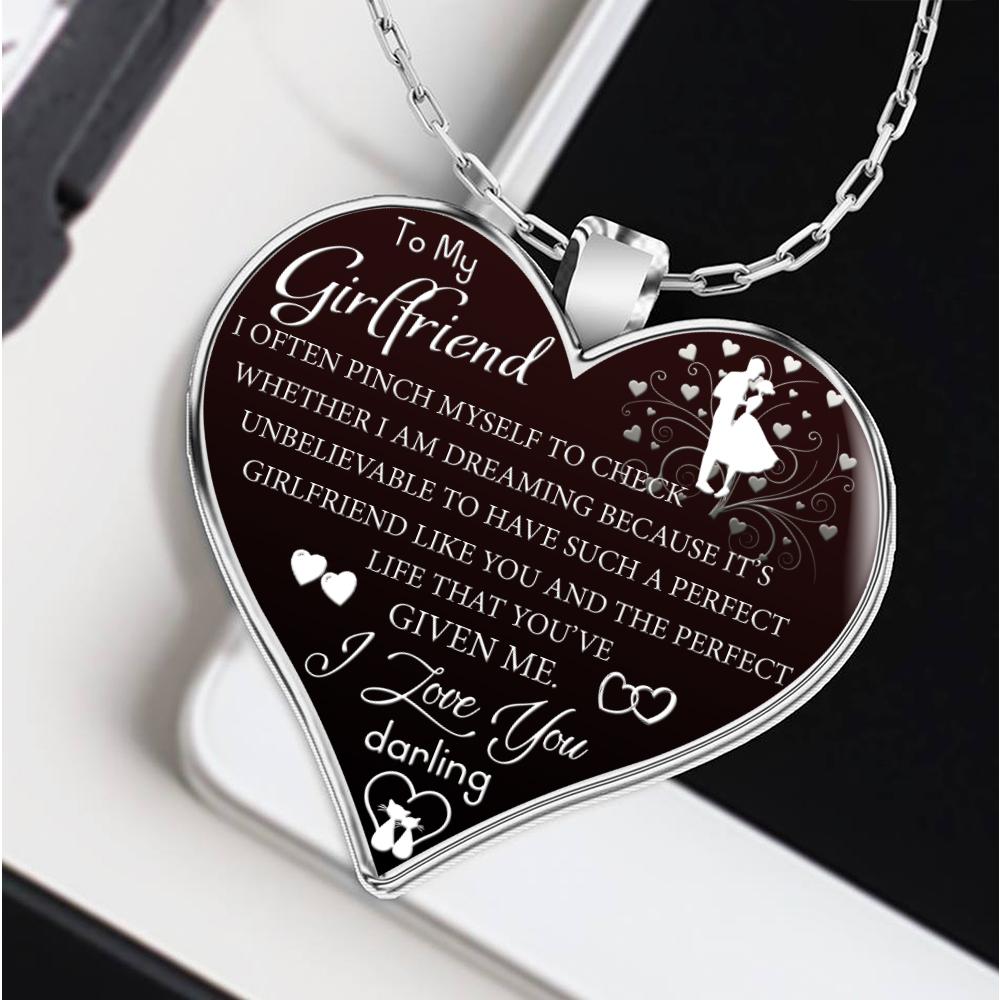 To my girlfriend: Gift for Christmas 2018, Christmas gift ...