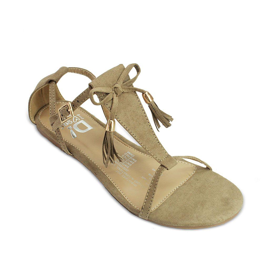 ZapatosAccesorios Sandalia Tassle Duo♡ ModaModa Shoes De 80wOXPNnk