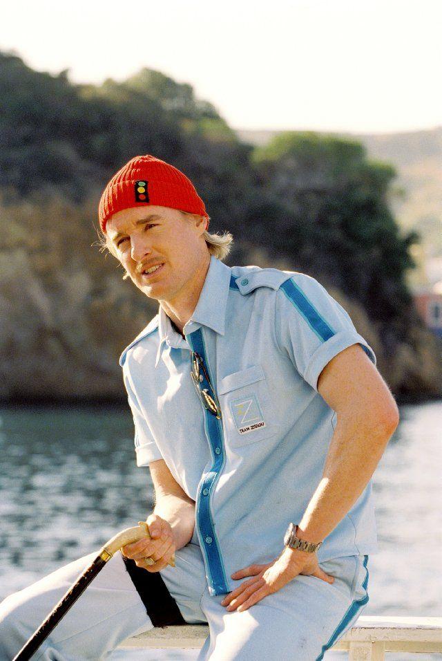 e721c046806 Still of Owen Wilson in The Life Aquatic with Steve Zissou