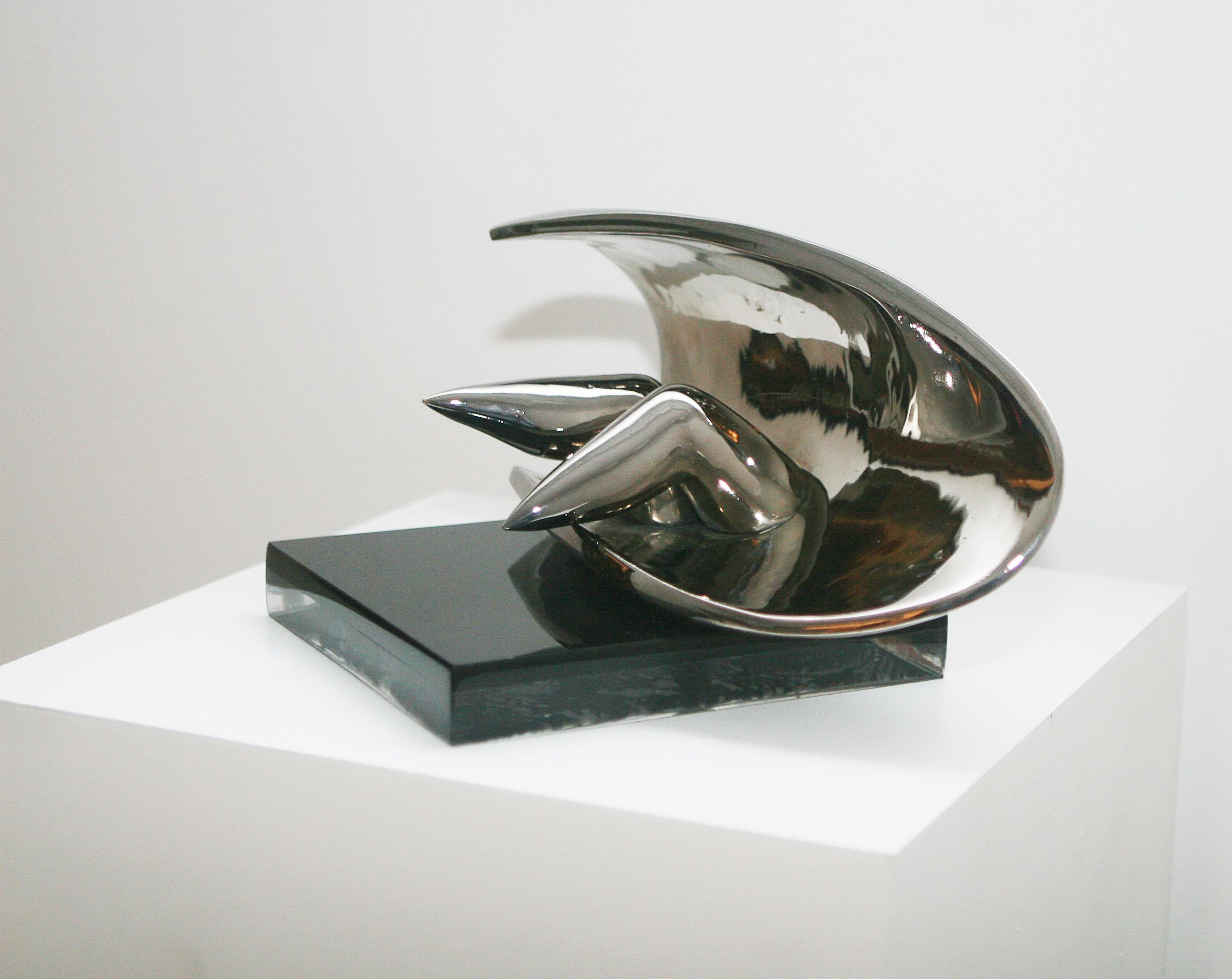 Nagi Farid Tadros Dream 15 cm Bronze plated nickel