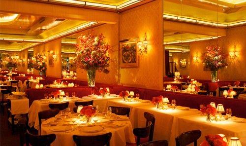 Alain Ducasse Eats New York New York Restaurant New York
