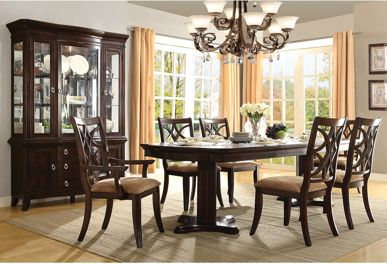 Woodbridge Home Designs Keegan Dining Set Pieces