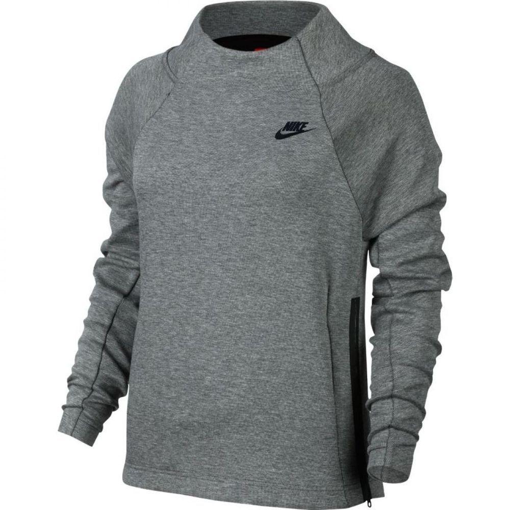 Nike Tech Fleece Funnel Neck Jumper 885035091, Grey