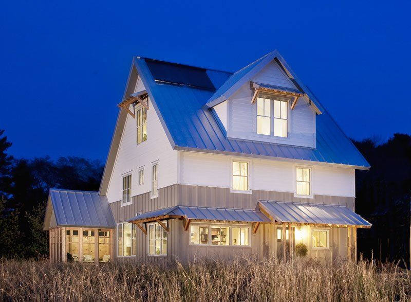 Photo 11 Of 22 In 11 Modular Home Floor Plans That Suit A Range Of Metal Building Homes Prefab Homes Steel Building Homes