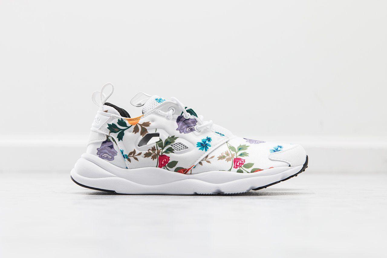 Reebok Furylite SR 'Floral' Pack | Reebok furylite, Nike