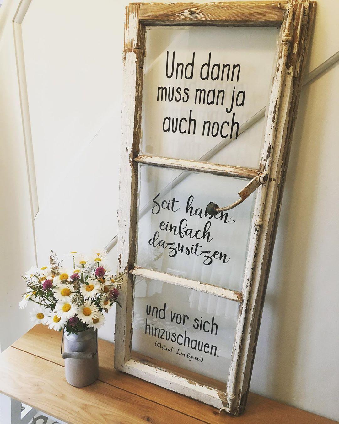 Fenster- und Astrid Lindgrenliebe Habt ihr den Vatertag gut überstanden? Ich ha...