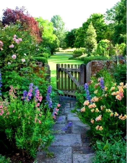 Beyond The Garden Gate Step Into My Garden Step In And You Ll