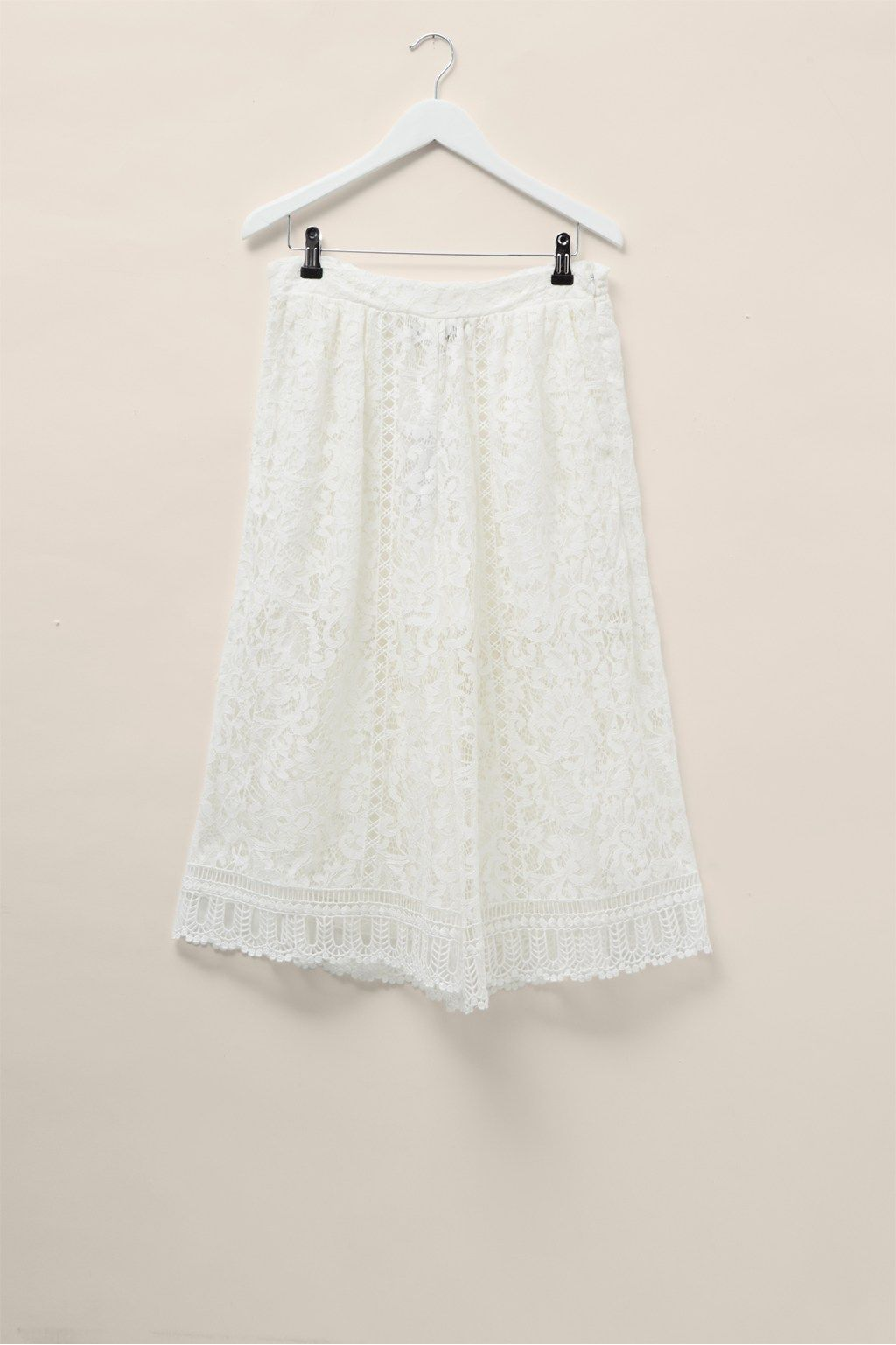 470ef3f2269 Arta Lace Culottes | Sélection FrenchConnection | Lace, Lace shorts ...