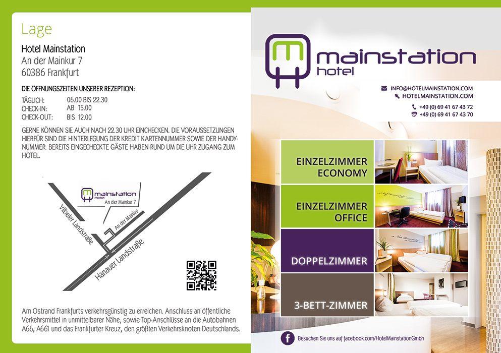 Hotel Mainstation
