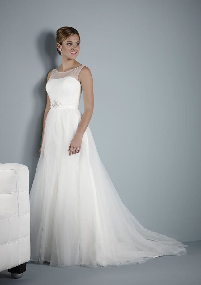 Fashionable and affordable – brides on a budget will love Pure ...