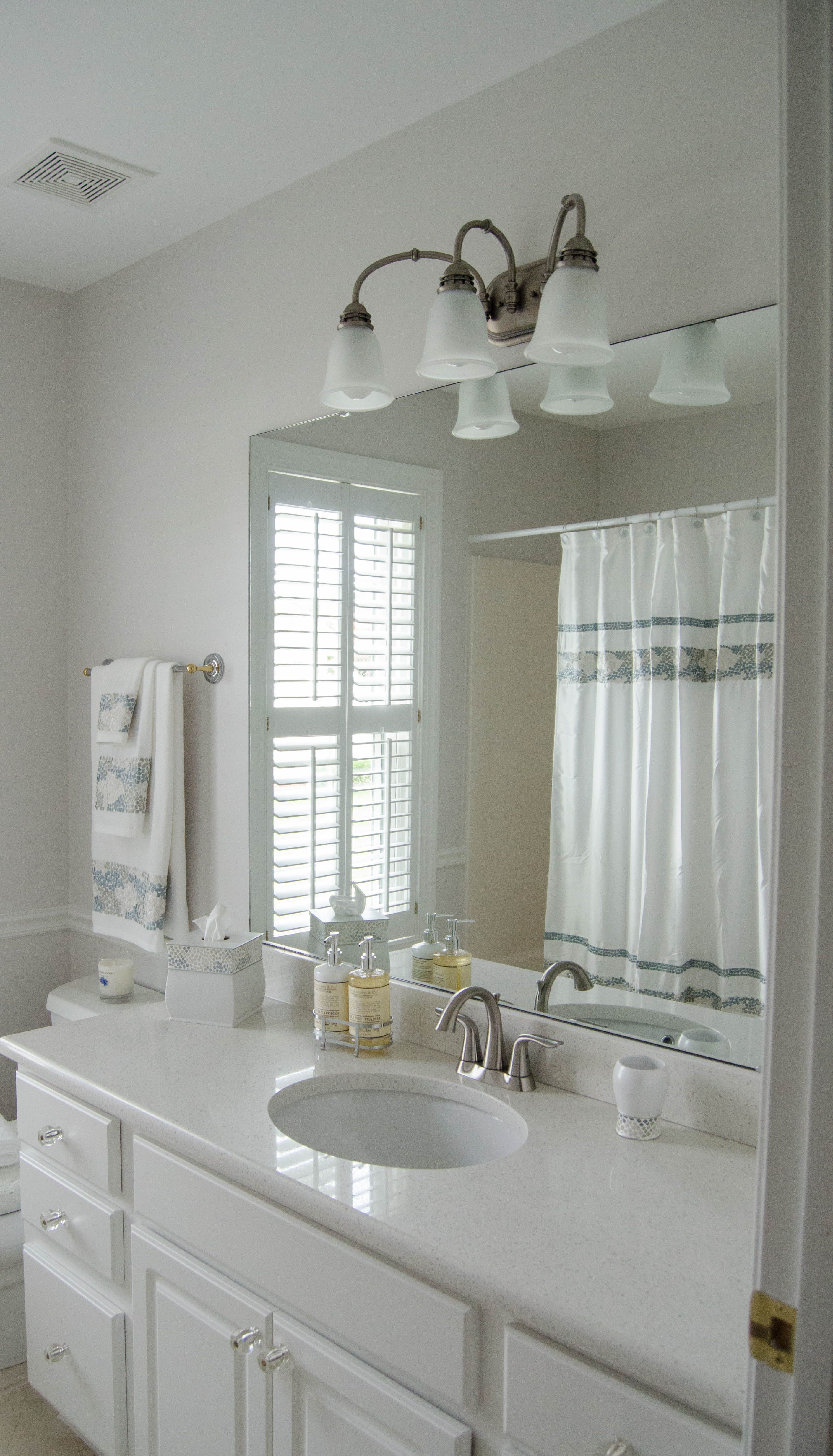this new all white bathroom gives your bathroom a feeling on bathroom renovation ideas white id=16215