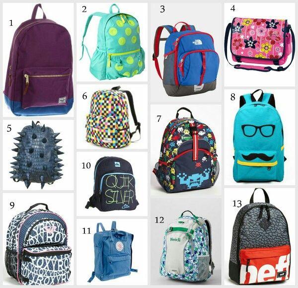 Odd and quirky!   Kids Kool Backpacks   Pinterest   Backpacks