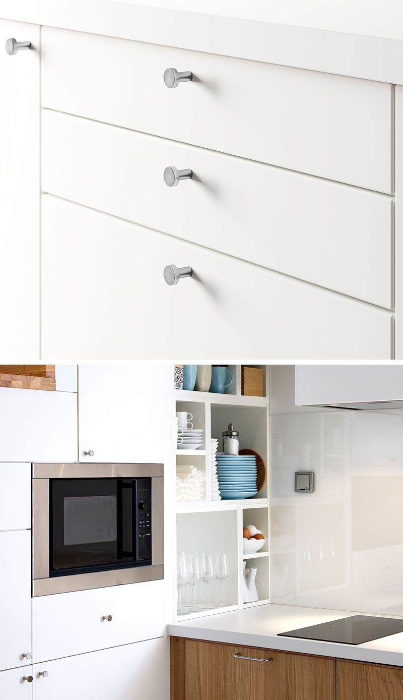 8 Kitchen Cabinet Hardware Ideas For Your Home Kitchen Cabinet