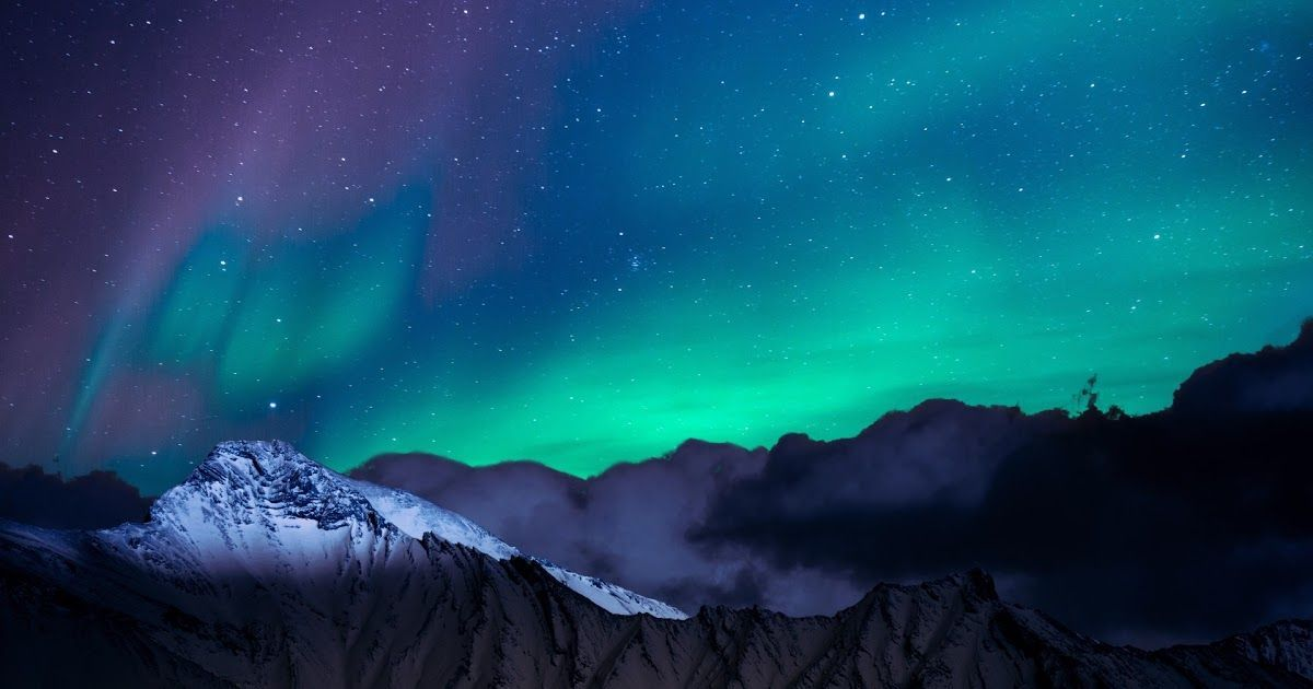 23 Nature Night Background Hd Wallpapers 1080p 1920x1080 Northern Lights Night 1080p 1920x1080 Backg In 2020 Background Hd Wallpaper Polar Light Northern Lights