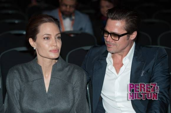 Brad Pitt and Angelina Jolie release stills from their new movie, By the Sea.
