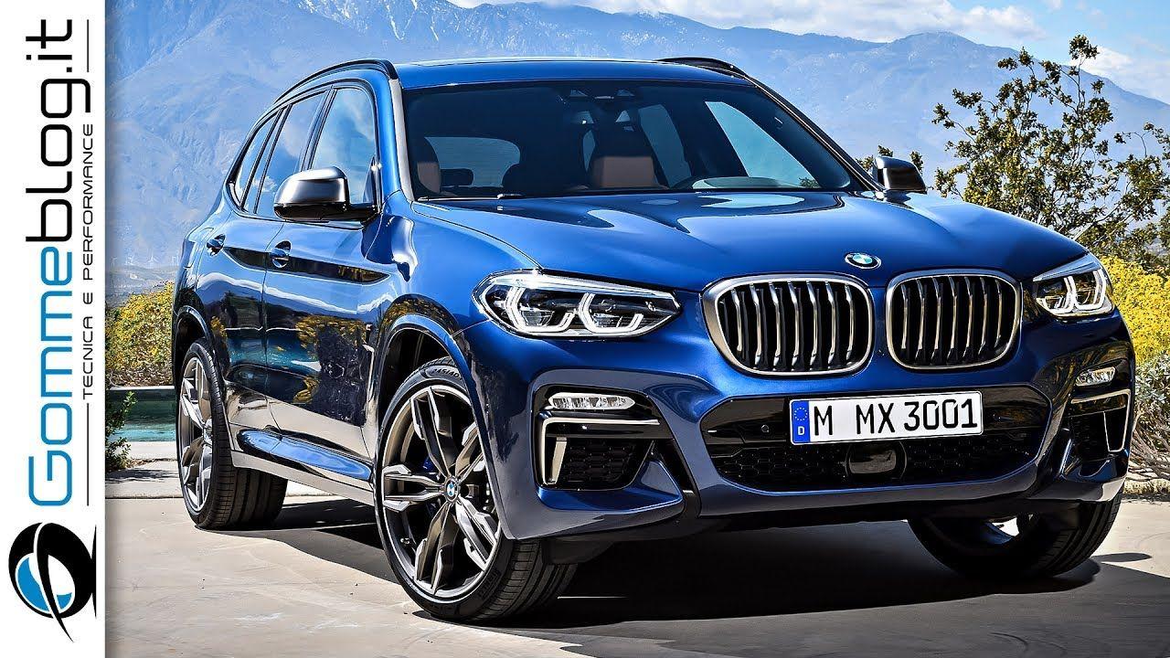 2018 Bmw X3 First Look New X3 M40i Exterior Interior Car Design