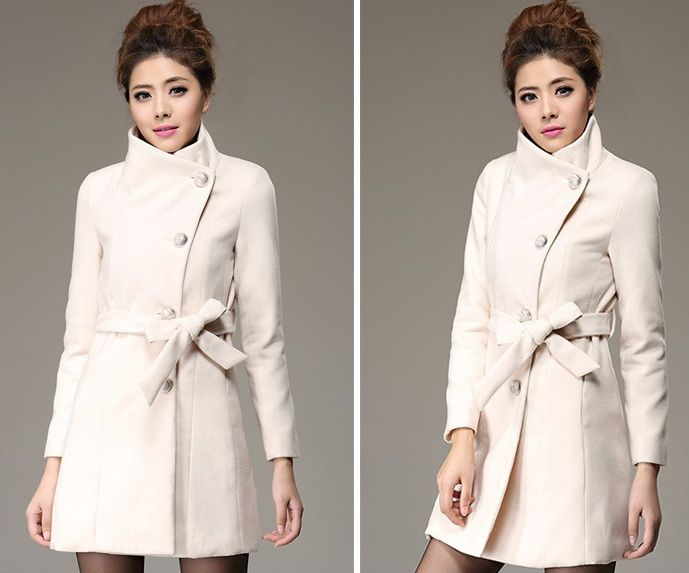 New Women Slim Fit Korean Vogue Winter Belt Fur Collar Sweet Long Coat Jackets Try it now by clicking fit korean girls and let us have the chance to serve your needs. موسسه مالی بازرگانی پارسیان psbf