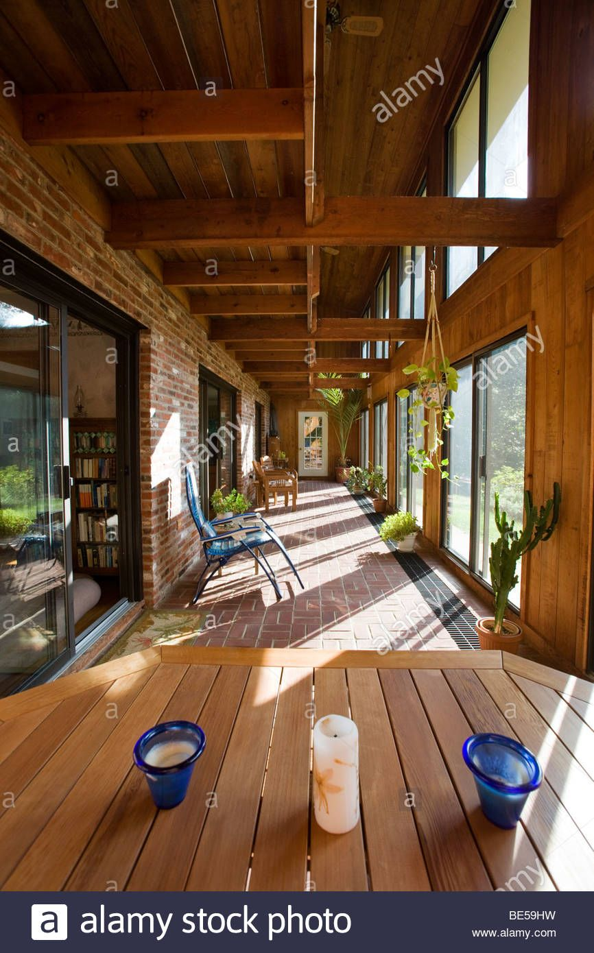Passive Solar Envelope House
