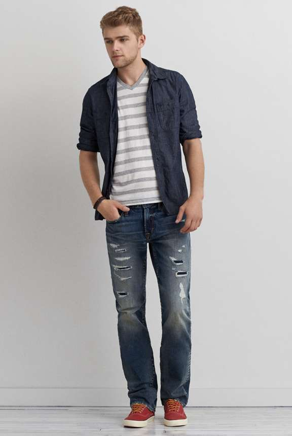 American Eagle Rebate >> My teen boys wanted these jeans for back to school. You ...