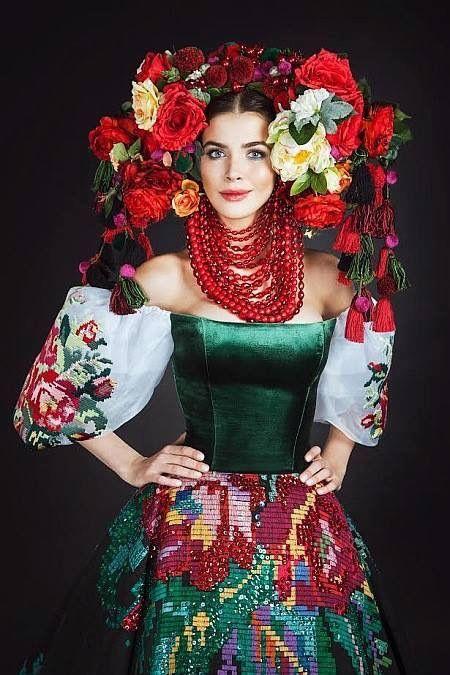 Ukrainian Style Spirit Of Ukraine Ukiefashion This National