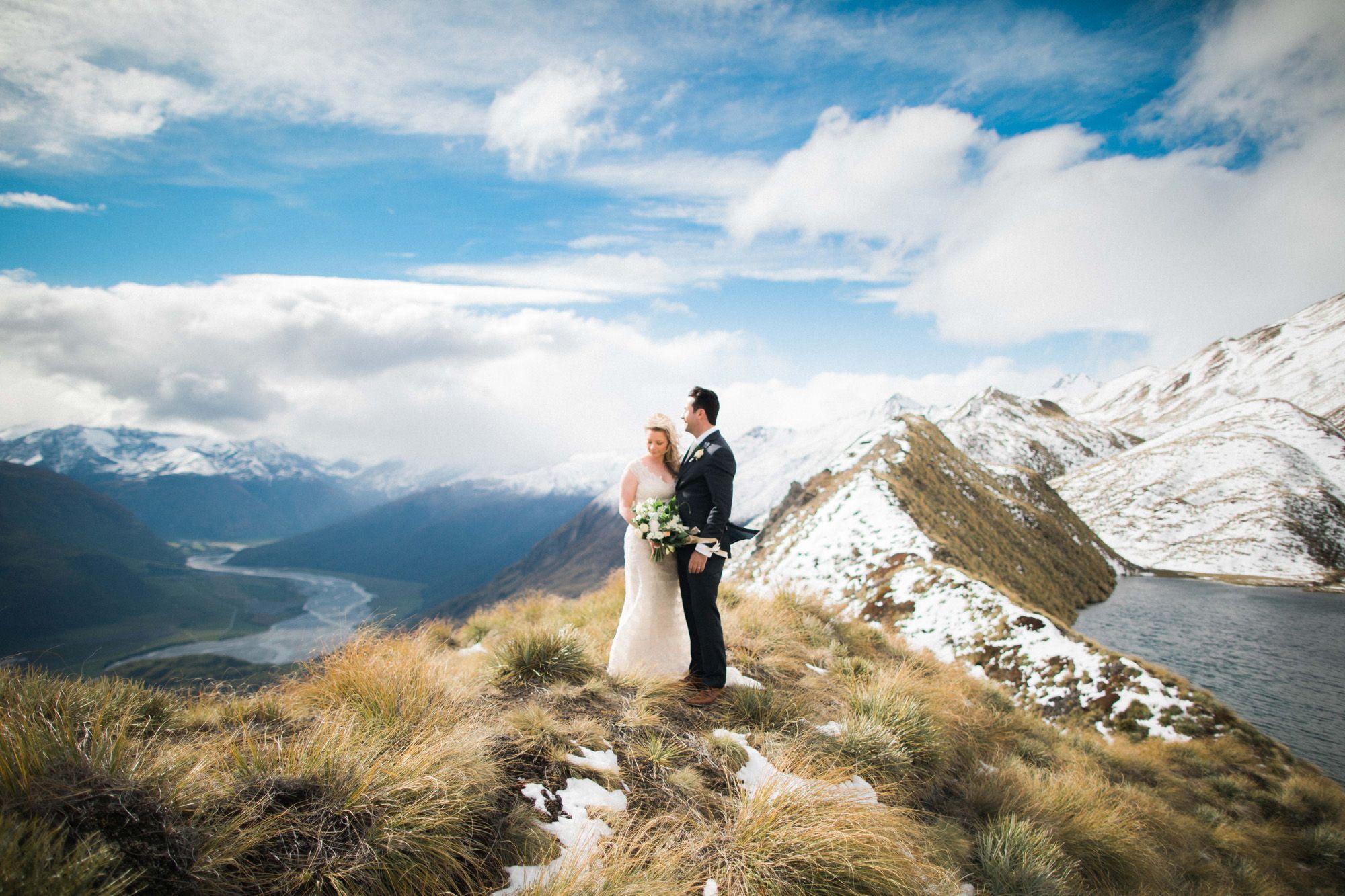 weddingwednesday Southern Alps Elopement Photography