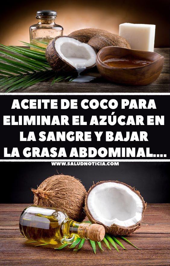 Dieta con el aceite de coco