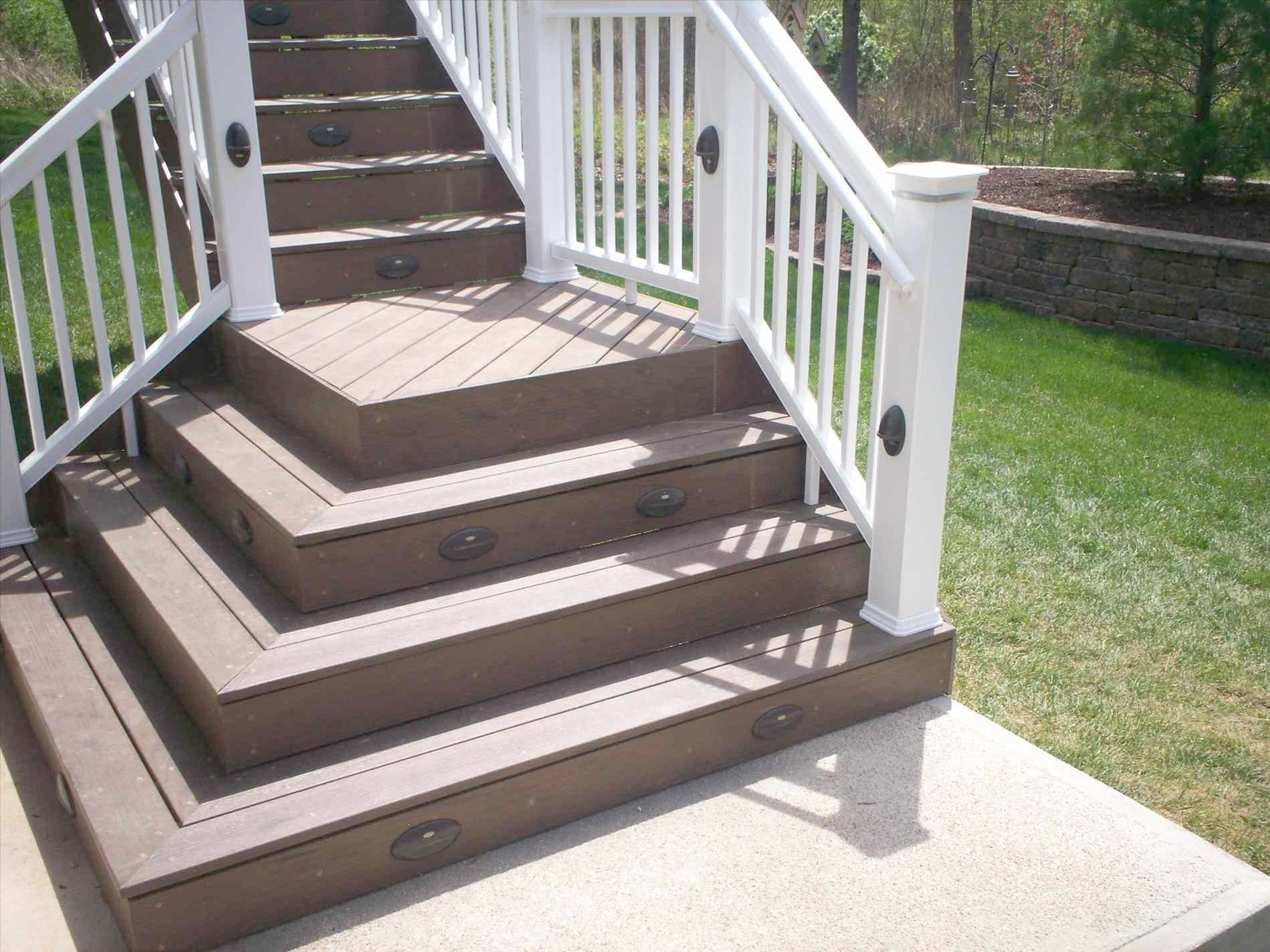 Build Wood Deck Stairs And Landing: Cascading Deck Stairs Architecture Berkeley Residence With