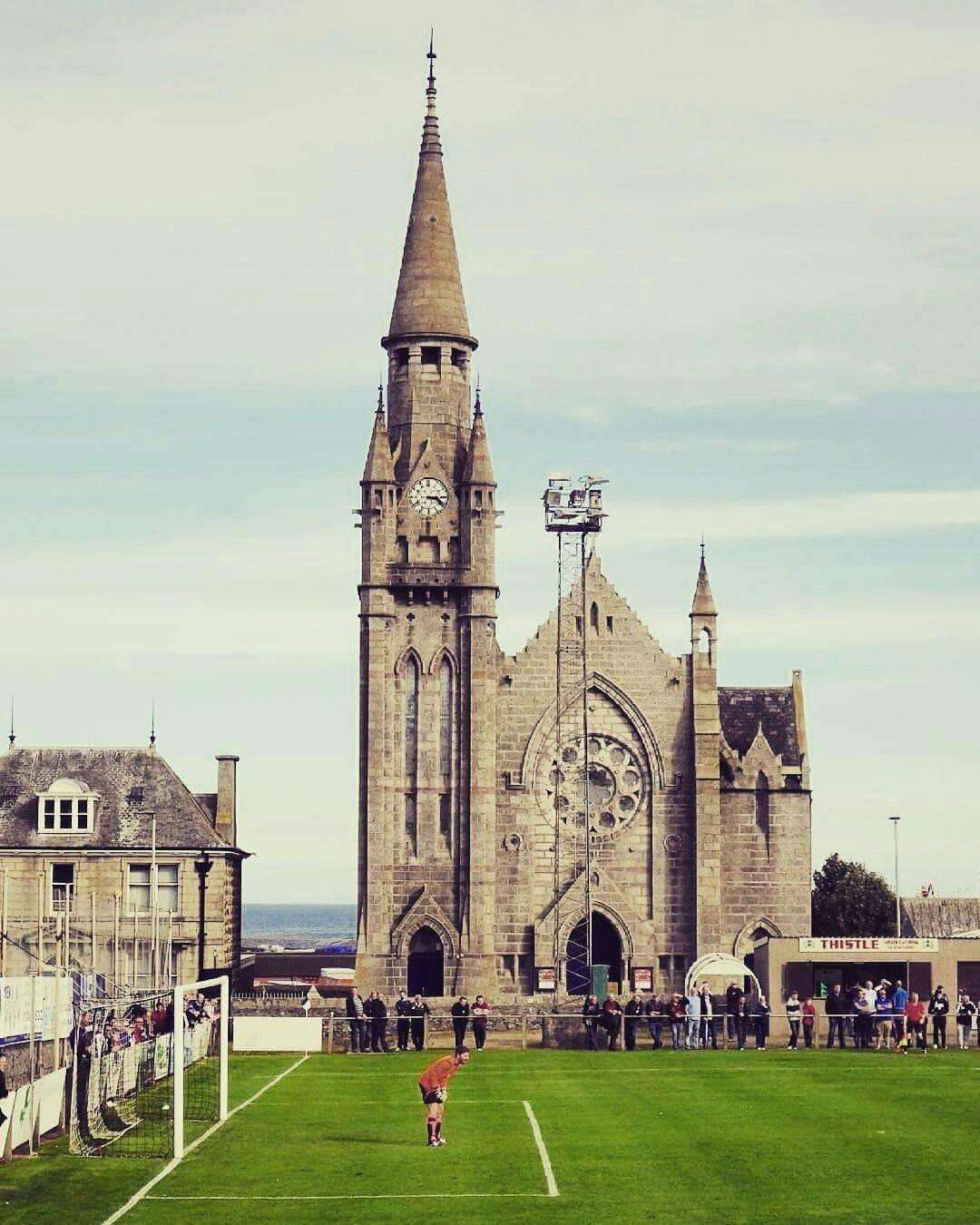 Fraserburgh FC - El fútbol también es una religión