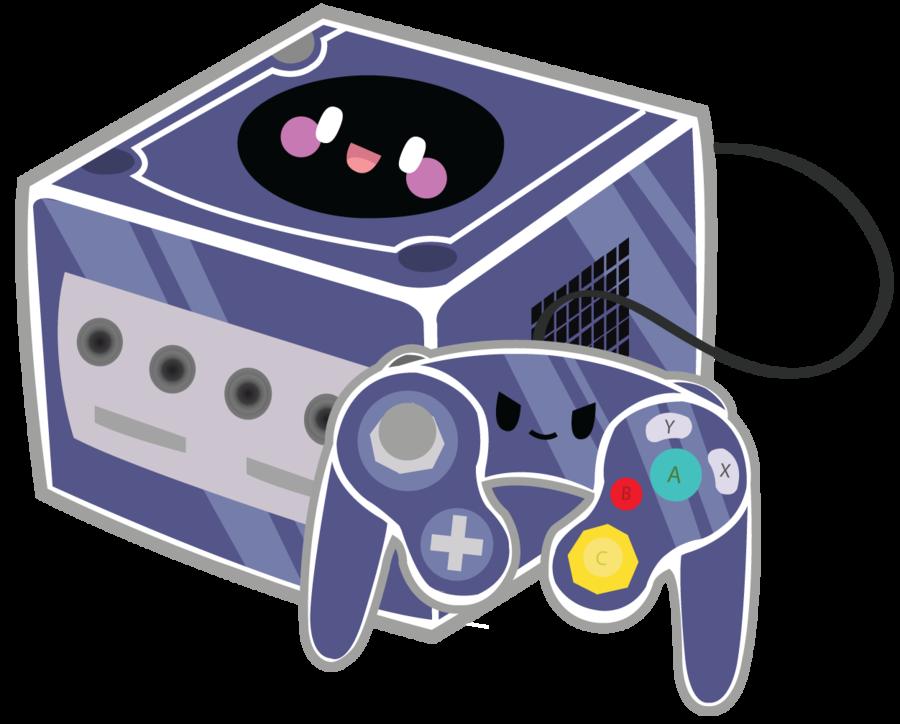 Cute Gamecube! by *Berri-Blossom on deviantART