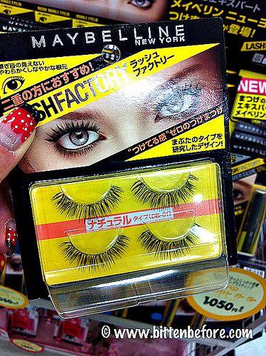 6a07c0d31ff Kiddyland Tokyo Japan   Japan Maybelline False Eyelashes Range – Lash  Factory » A Dream of .