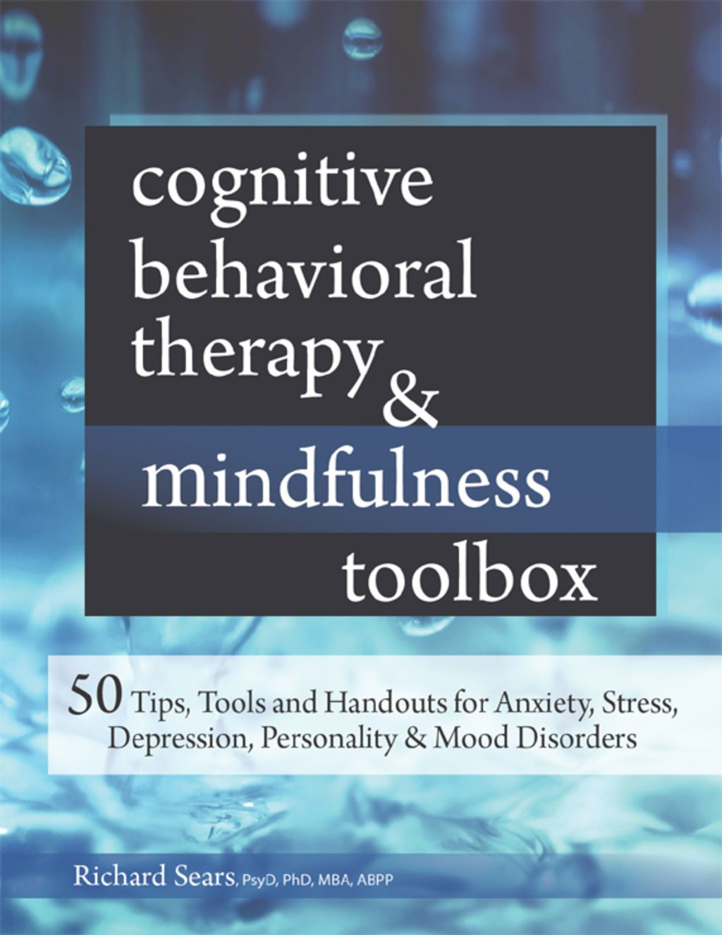 Cognitive Behavioral Therapy Amp Mindfulness Toolbox Ebook