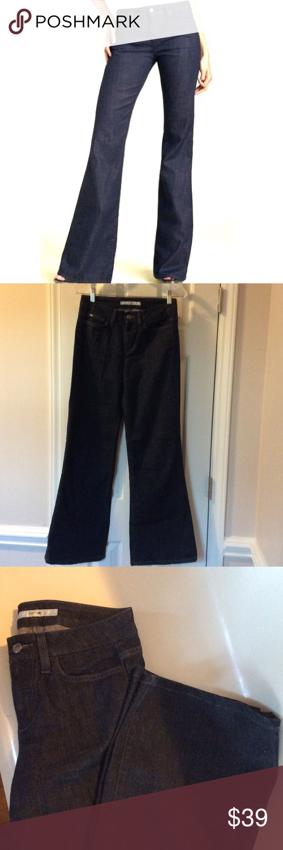 Joes Jeans Wide Leg Muse Perfect condition!   Very stylish and comfortable. Size 27 Jeans Flare & Wide Leg