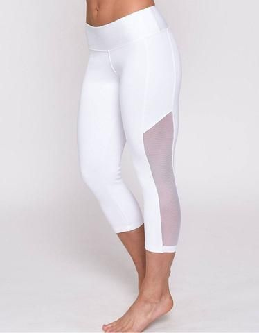 Image result for affitnity white capris