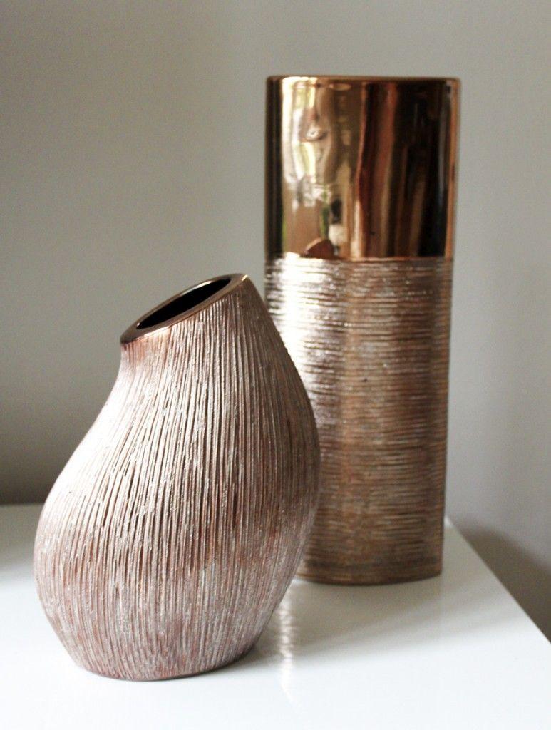 Kupferfarbene Dekoration.Bolia Neue Deko Für Die Heimischen Vier Wände
