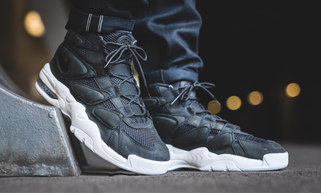 a0d1ee7bfd23 This Simple Nike Air Max Uptempo 2 Is Now Available