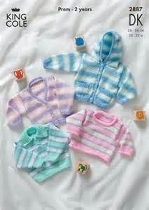d7b33b51757 Knit a ribbed baby jacket: free knitting pattern :: allaboutyou.com ...
