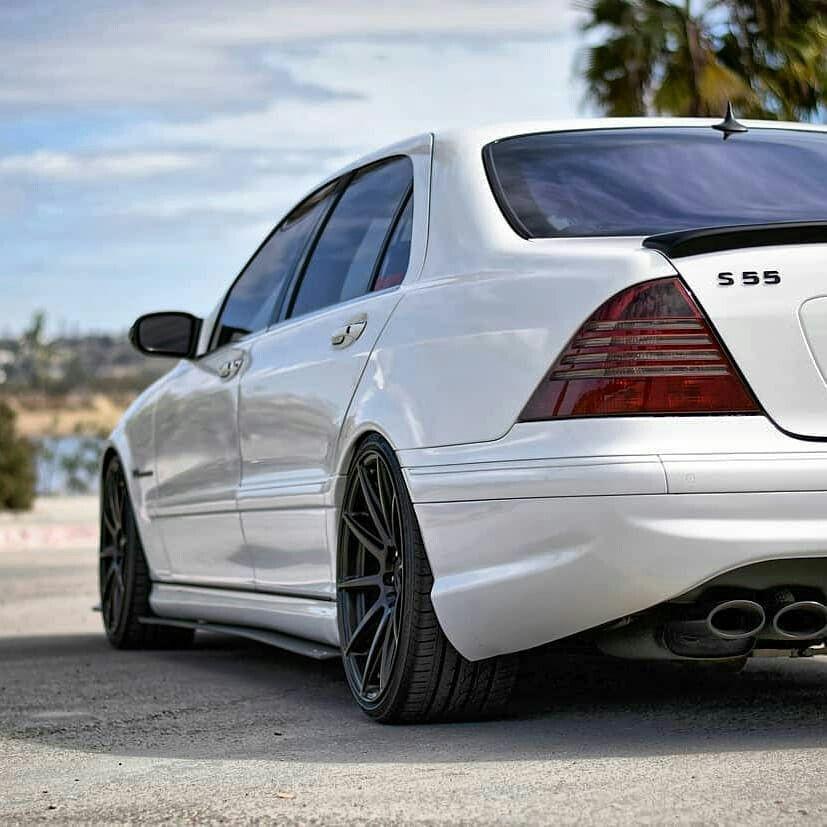 Mercedes S55 AMG W220