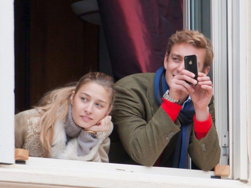 Pierre Casiraghi en couple depuis 2008 avec  Béatrice Borromeo