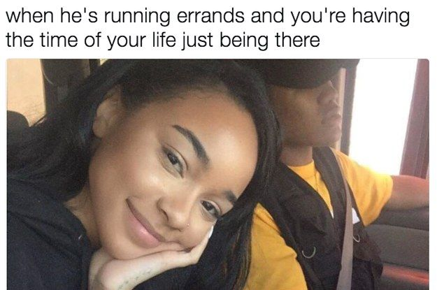 19 Wholesome And Pure Tweets You Ll Get If You Love Your Boyfriend Flirty Memes Love You Boyfriend Love My Boyfriend