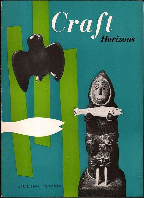 Craft Horizons, 1954