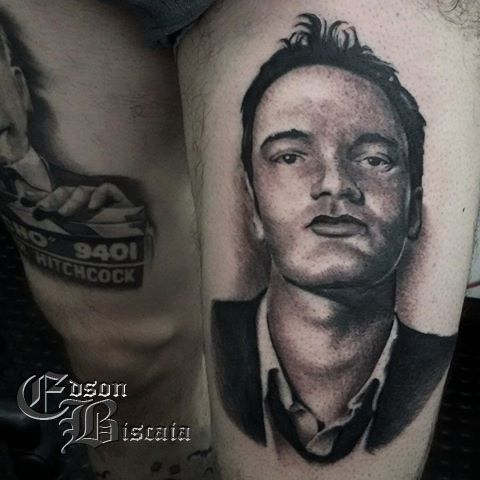 Tarantino tattoo
