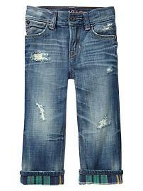 Original fit jeans (medium wash)