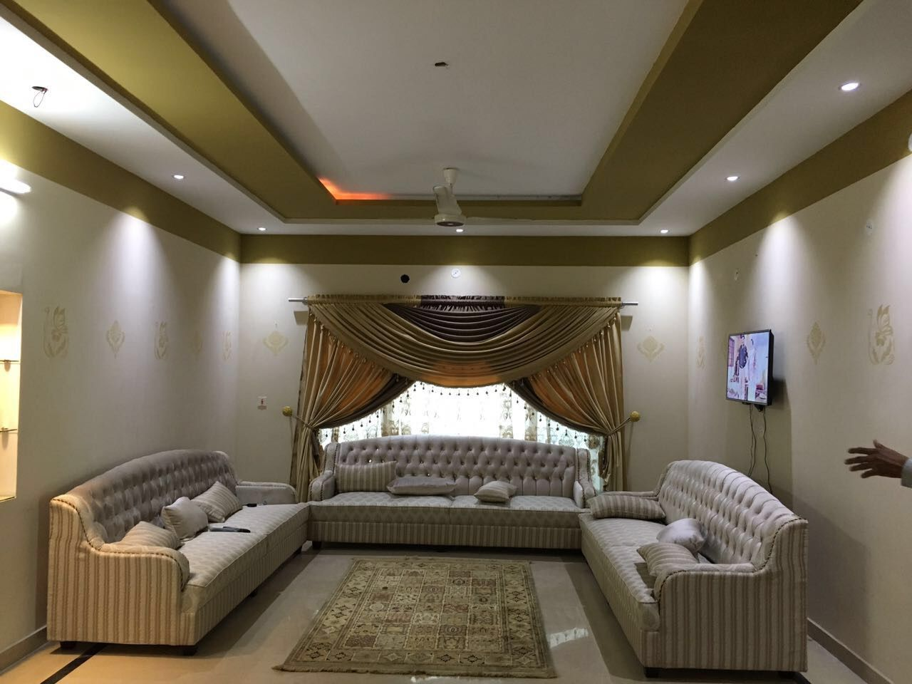Tv Lounge Falseceiling Architecture Bedroom Door Design Ceiling Design False Ceiling Design