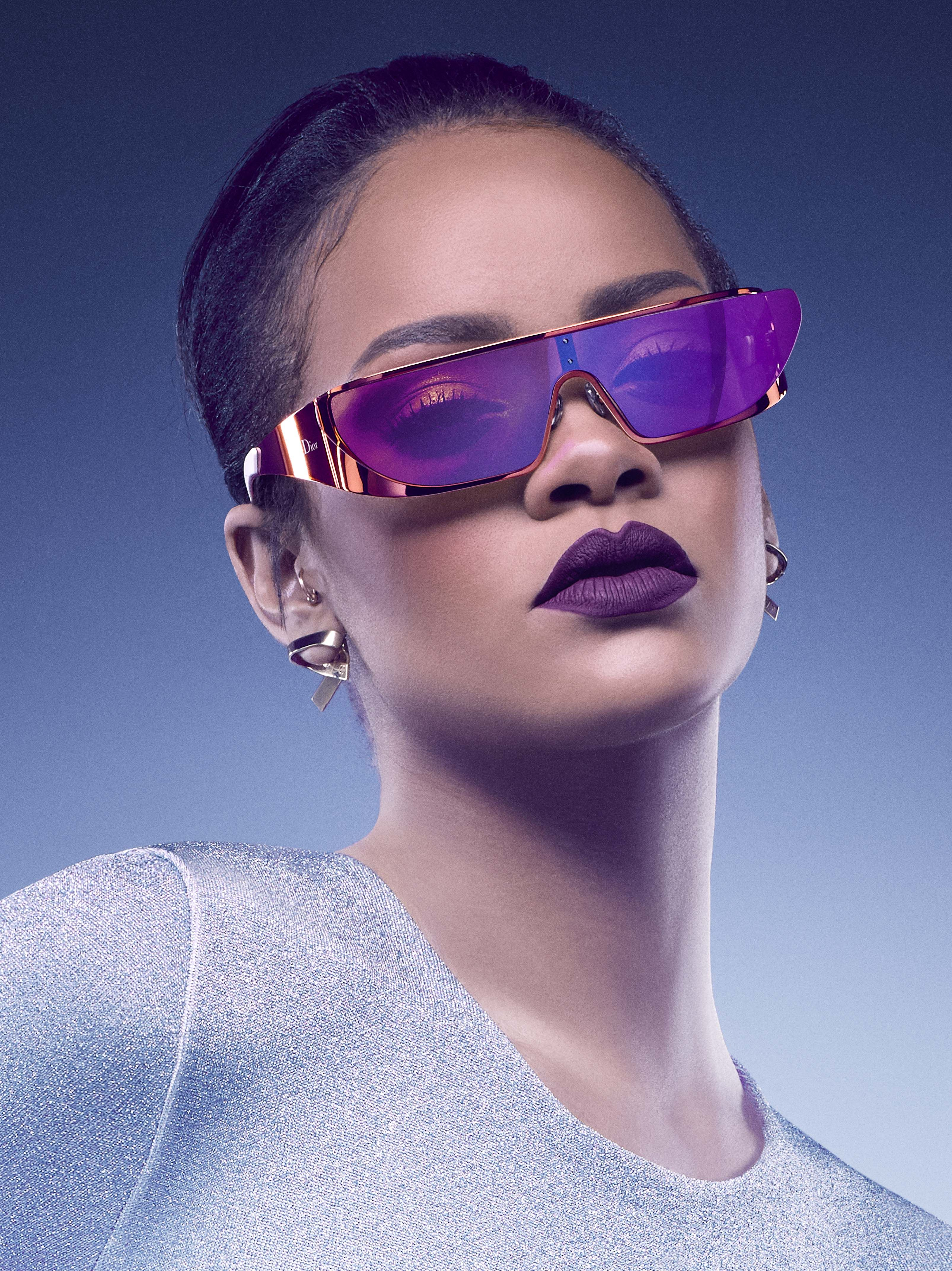 ec955fe11069 Rihanna + Dior