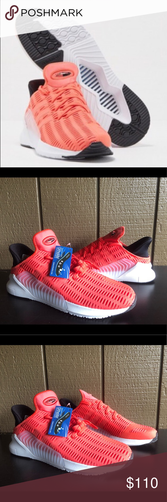 buy online 1811f 72986 Adidas Climacool 02/17 Easy Coral Men's Shoes 11.5 Adidas Climacool 02/17  Easy