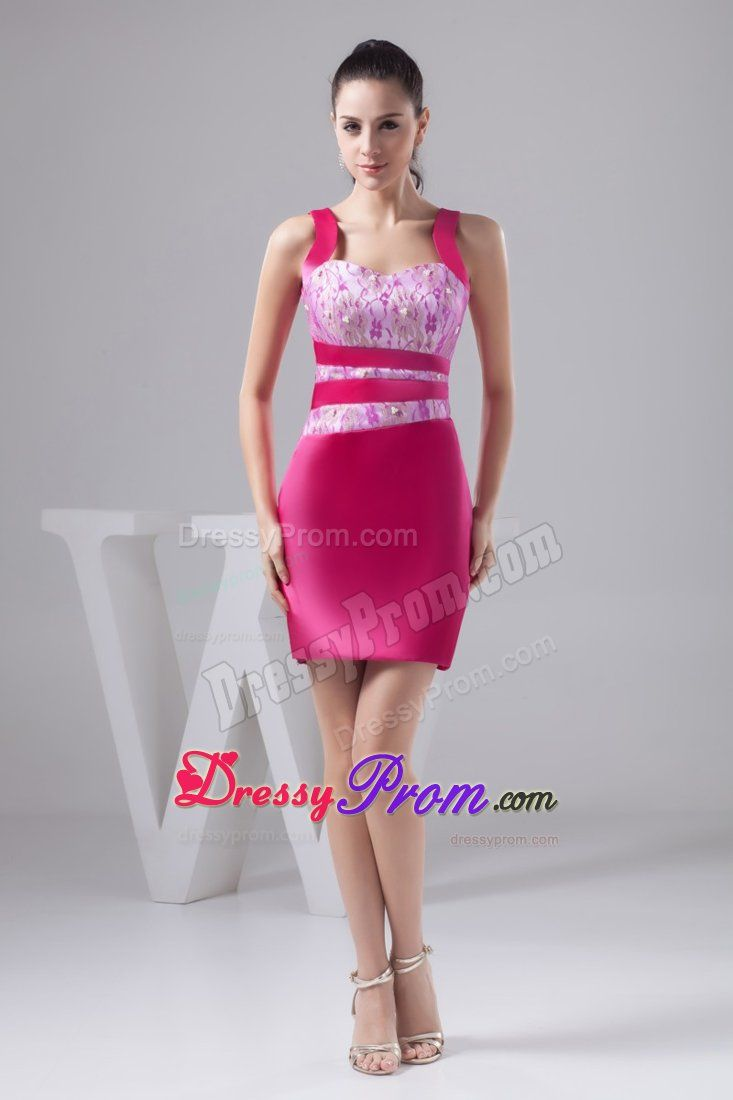 Hot Pink Cocktail Dresses Design Idea | Designers Outfits ...